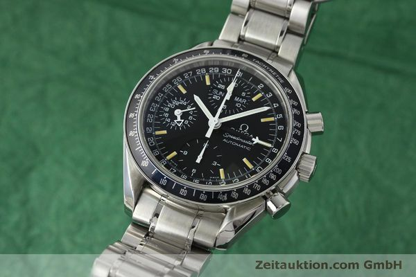 Used luxury watch Omega Speedmaster chronograph steel automatic Kal. 1151  | 150314 04