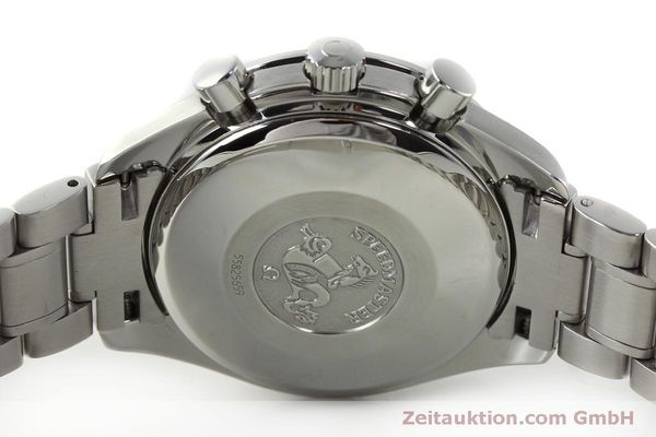 Used luxury watch Omega Speedmaster chronograph steel automatic Kal. 1151  | 150314 08