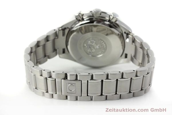 Used luxury watch Omega Speedmaster chronograph steel automatic Kal. 1151  | 150314 12