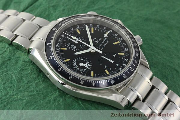 Used luxury watch Omega Speedmaster chronograph steel automatic Kal. 1151  | 150314 16