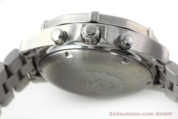 Used luxury watch Tag Heuer Professional chronograph steel automatic Kal. ETA 7750 Ref. K2110  | 150315 08