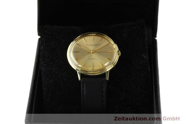 Used luxury watch IWC Portofino 18 ct gold automatic Kal. 853  | 150319 07