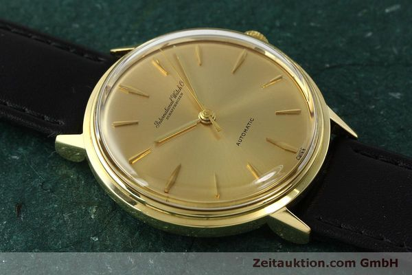 Used luxury watch IWC Portofino 18 ct gold automatic Kal. 853  | 150319 14