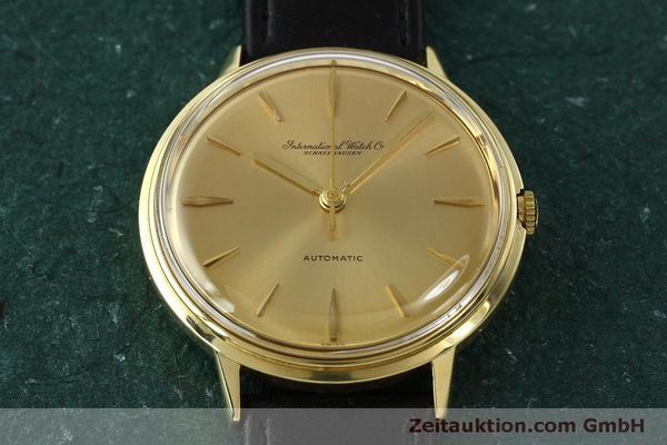 Used luxury watch IWC Portofino 18 ct gold automatic Kal. 853  | 150319 15
