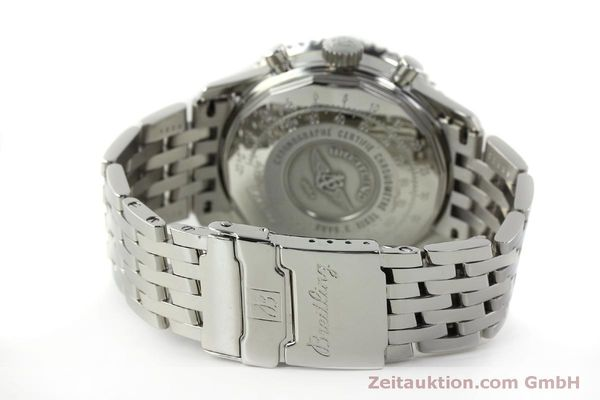 Used luxury watch Breitling Navitimer chronograph steel automatic Kal. ETA 7750 Ref. A23322  | 150323 11