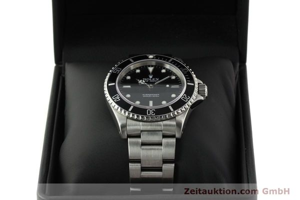 Used luxury watch Rolex Submariner steel automatic Kal. 3130 Ref. 14060M  | 150324 07