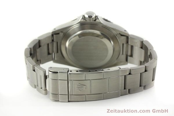 Used luxury watch Rolex Submariner steel automatic Kal. 3130 Ref. 14060M  | 150324 12