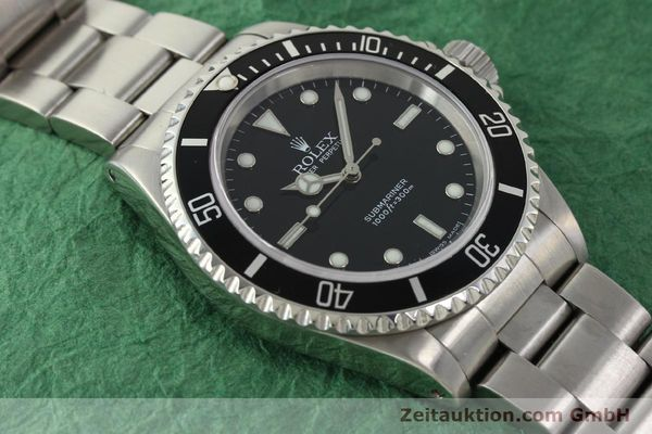 Used luxury watch Rolex Submariner steel automatic Kal. 3130 Ref. 14060M  | 150324 15
