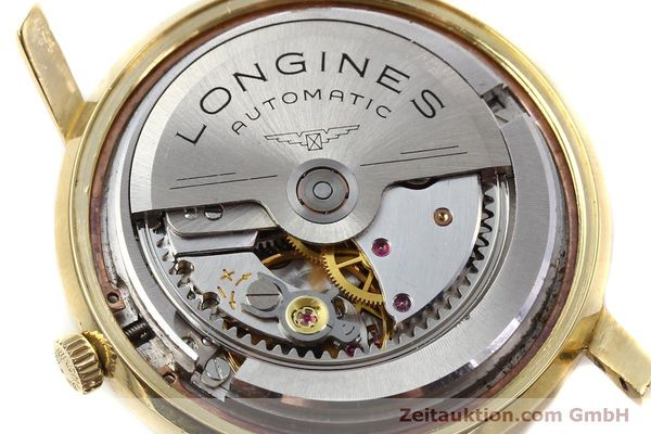 Used luxury watch Longines Flagship 18 ct gold automatic Kal. 341 VINTAGE  | 150327 10