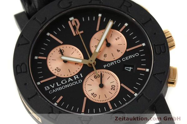 Used luxury watch Bvlgari Porto Cervo chronograph others quartz Kal. ETA 251.471 Ref. BB38CLCH  | 150328 02