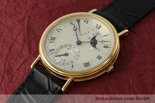Used luxury watch Breguet Classique 18 ct gold automatic Ref. 3130  | 150336 01