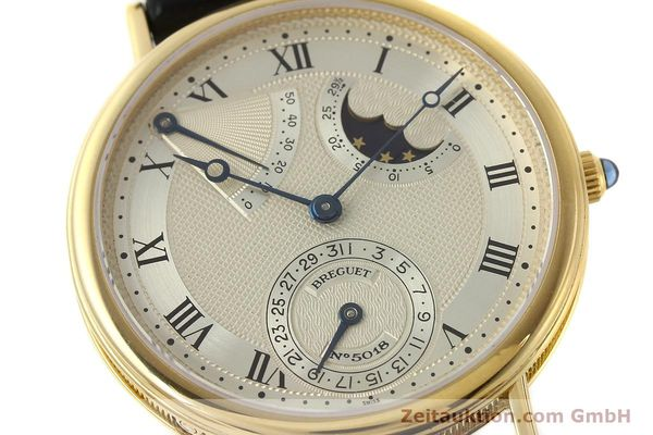 Used luxury watch Breguet Classique 18 ct gold automatic Ref. 3130  | 150336 02