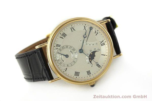 Used luxury watch Breguet Classique 18 ct gold automatic Ref. 3130  | 150336 03