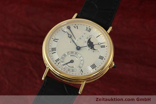 Used luxury watch Breguet Classique 18 ct gold automatic Ref. 3130  | 150336 04