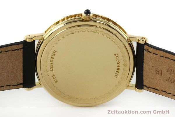 Used luxury watch Breguet Classique 18 ct gold automatic Ref. 3130  | 150336 08