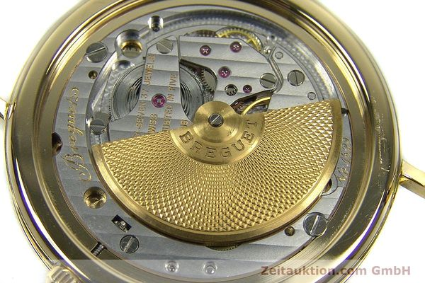 Used luxury watch Breguet Classique 18 ct gold automatic Ref. 3130  | 150336 10