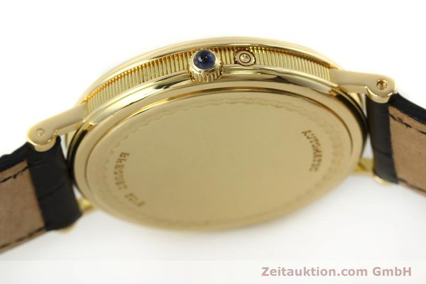 Used luxury watch Breguet Classique 18 ct gold automatic Ref. 3130  | 150336 11