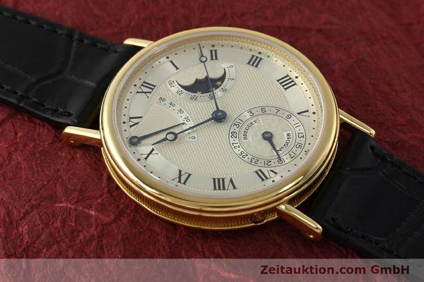 Used luxury watch Breguet Classique 18 ct gold automatic Ref. 3130  | 150336 15