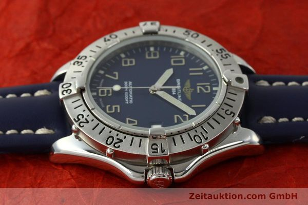Used luxury watch Breitling Colt steel automatic Kal. B17 ETA 2824-2 Ref. A17035  | 150346 05