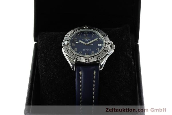 Used luxury watch Breitling Colt steel automatic Kal. B17 ETA 2824-2 Ref. A17035  | 150346 07