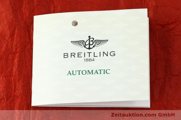 Used luxury watch Breitling Colt steel automatic Kal. B17 ETA 2824-2 Ref. A17035  | 150346 08