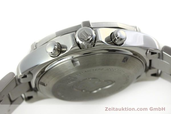 Used luxury watch Tag Heuer Aquaracer chronograph steel automatic Kal. 16 ETA 7750 Ref. CAF2111  | 150348 11