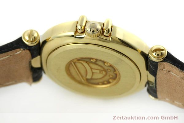 Used luxury watch Omega Constellation 18 ct gold quartz Kal. 1155 ETA 976.001  | 150350 08