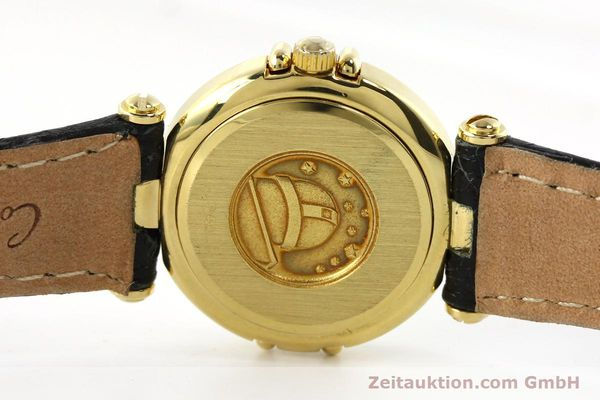 gebrauchte Luxusuhr Omega Constellation 18k Gold Quarz Kal. 1155 ETA 976.001  | 150350 09