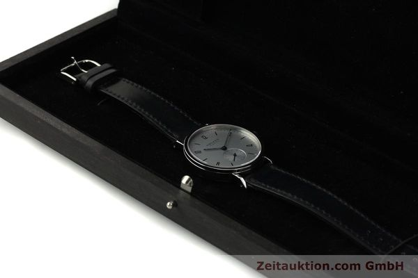 Used luxury watch Nomos Tangente Sport steel manual winding Kal. ETA 7001  | 150354 07