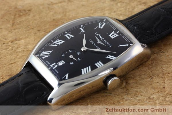 Used luxury watch Longines Evidenza steel automatic Kal. L615.2 ETA 2895-2 Ref. L2.642.4  | 150355 01