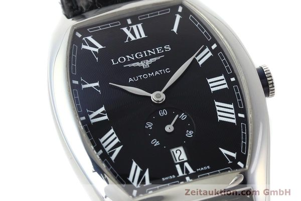 Used luxury watch Longines Evidenza steel automatic Kal. L615.2 ETA 2895-2 Ref. L2.642.4  | 150355 02