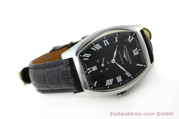 Used luxury watch Longines Evidenza steel automatic Kal. L615.2 ETA 2895-2 Ref. L2.642.4  | 150355 03