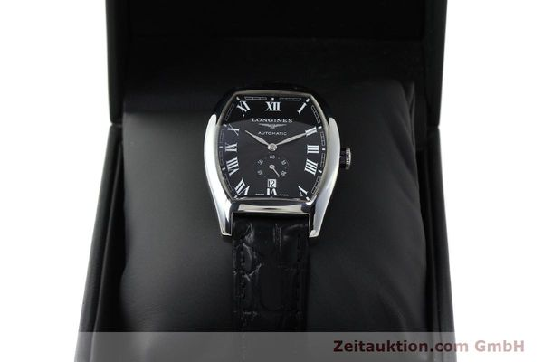 Used luxury watch Longines Evidenza steel automatic Kal. L615.2 ETA 2895-2 Ref. L2.642.4  | 150355 07