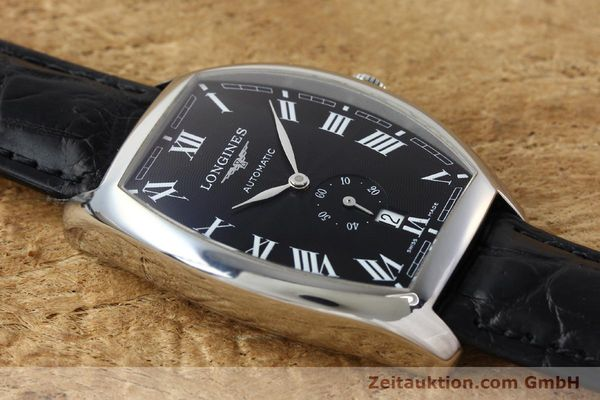 Used luxury watch Longines Evidenza steel automatic Kal. L615.2 ETA 2895-2 Ref. L2.642.4  | 150355 13