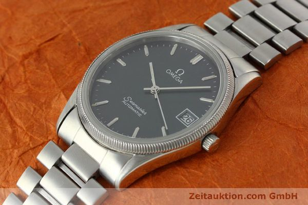Used luxury watch Omega Seamaster steel automatic Kal. 1110  | 150359 01