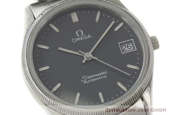 Used luxury watch Omega Seamaster steel automatic Kal. 1110  | 150359 02