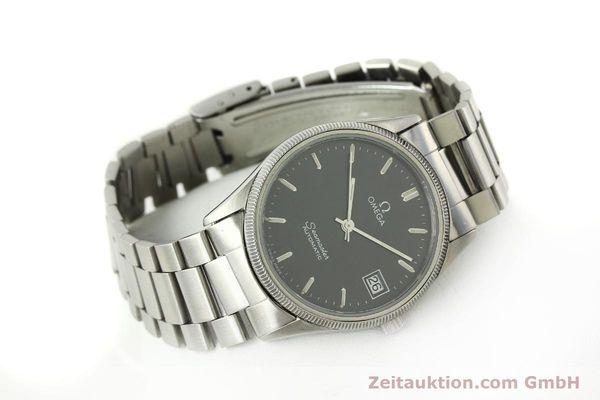 Used luxury watch Omega Seamaster steel automatic Kal. 1110  | 150359 03