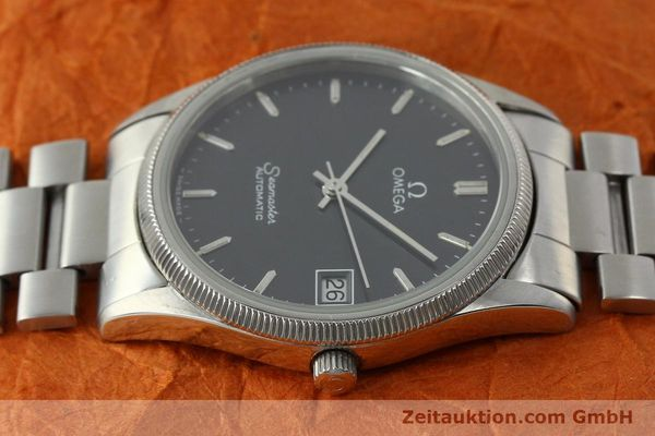 Used luxury watch Omega Seamaster steel automatic Kal. 1110  | 150359 05