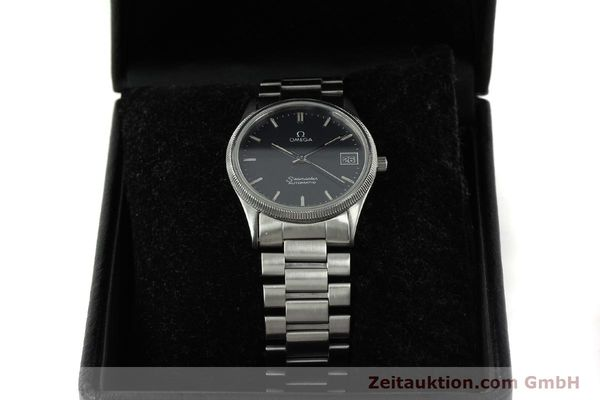 Used luxury watch Omega Seamaster steel automatic Kal. 1110  | 150359 07