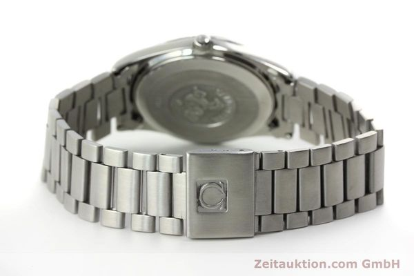 Used luxury watch Omega Seamaster steel automatic Kal. 1110  | 150359 13