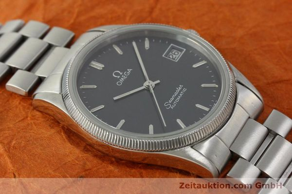Used luxury watch Omega Seamaster steel automatic Kal. 1110  | 150359 16