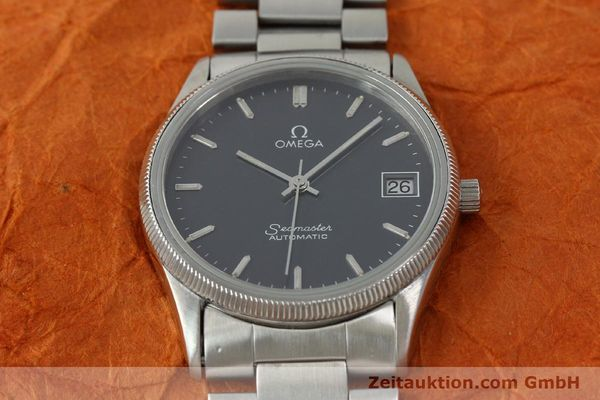 Used luxury watch Omega Seamaster steel automatic Kal. 1110  | 150359 17