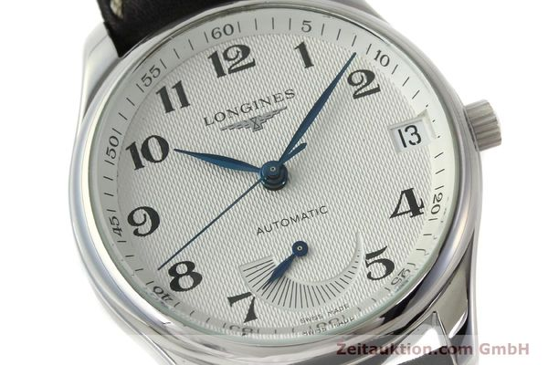 Used luxury watch Longines Master Collection steel automatic Kal. L.693.2 ETA A07161 Ref. L2.666.4  | 150372 02