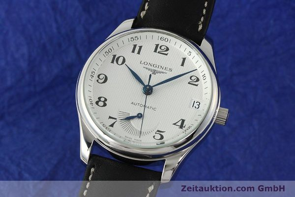 Used luxury watch Longines Master Collection steel automatic Kal. L.693.2 ETA A07161 Ref. L2.666.4  | 150372 04