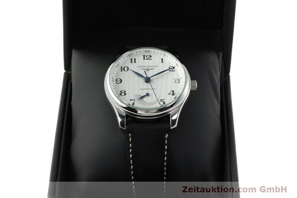 Used luxury watch Longines Master Collection steel automatic Kal. L.693.2 ETA A07161 Ref. L2.666.4  | 150372 07