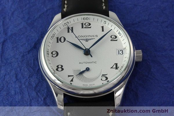 Used luxury watch Longines Master Collection steel automatic Kal. L.693.2 ETA A07161 Ref. L2.666.4  | 150372 13