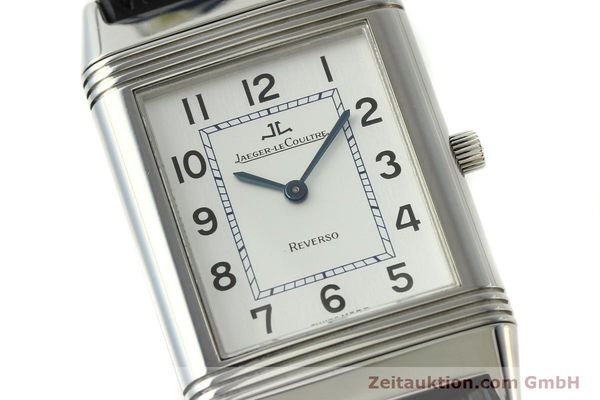 Used luxury watch Jaeger Le Coultre Reverso steel manual winding Kal. 846/1 Ref. 250.8.86  | 150375 02
