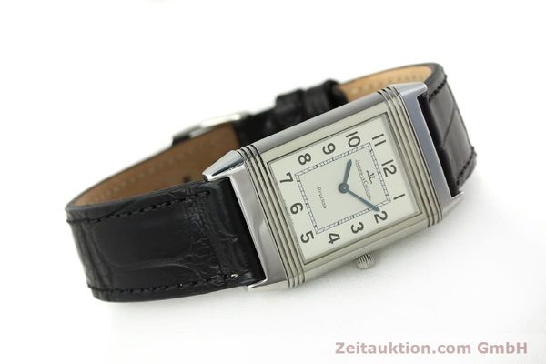 Used luxury watch Jaeger Le Coultre Reverso steel manual winding Kal. 846/1 Ref. 250.8.86  | 150375 03