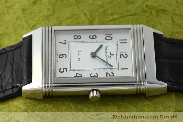 Used luxury watch Jaeger Le Coultre Reverso steel manual winding Kal. 846/1 Ref. 250.8.86  | 150375 05