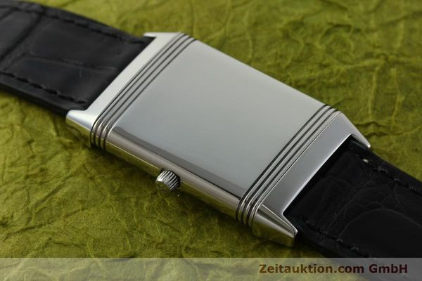 Used luxury watch Jaeger Le Coultre Reverso steel manual winding Kal. 846/1 Ref. 250.8.86  | 150375 12